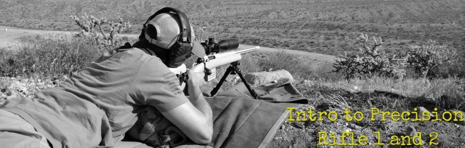 Intro to Precision Rifle 1 & 2